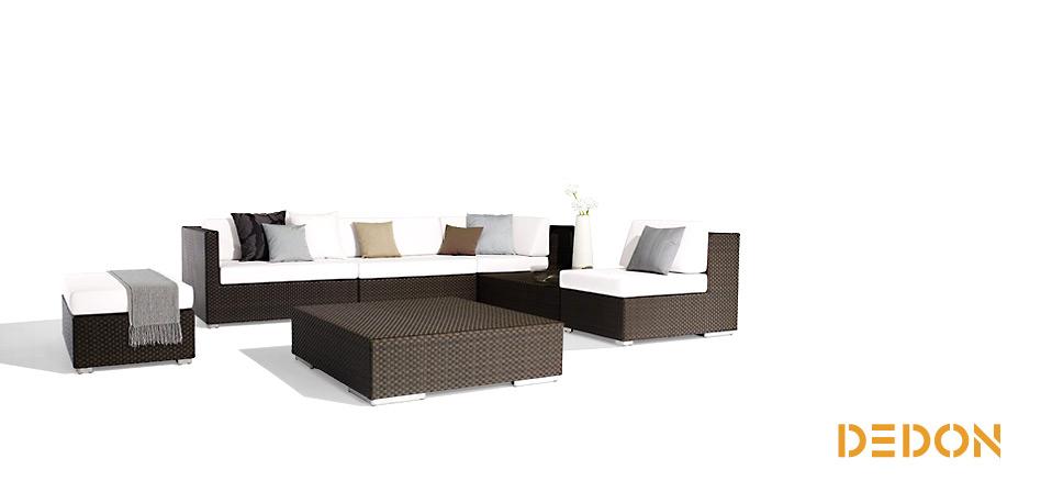 dedon lounge outdoor m bel drifte wohnform. Black Bedroom Furniture Sets. Home Design Ideas