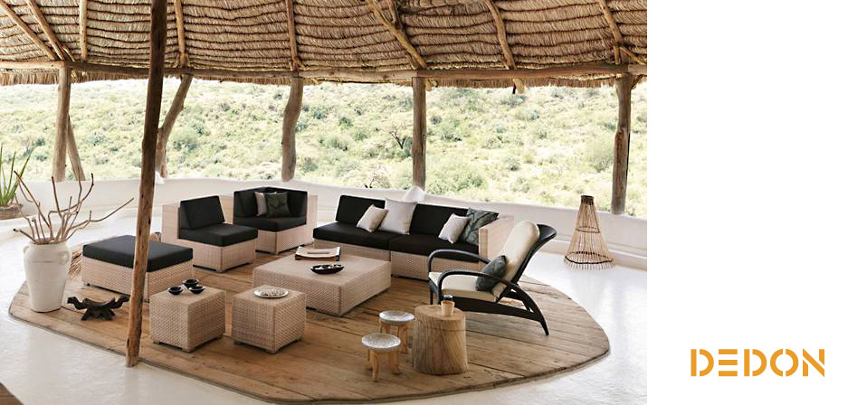 dedon lounge outdoor m bel drifte wohnform. Black Bedroom Furniture Sets. Home Design Ideas