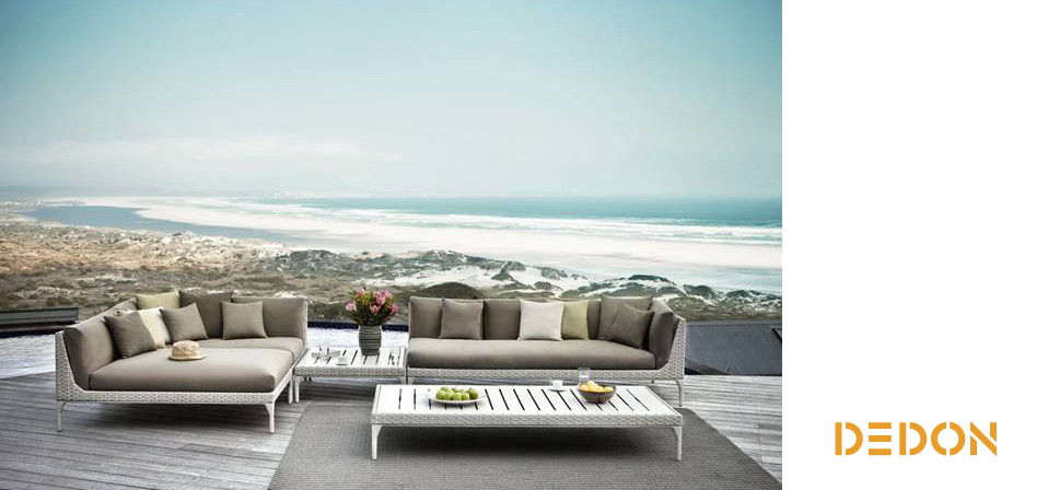 dedon mu outdoor m bel drifte wohnform. Black Bedroom Furniture Sets. Home Design Ideas