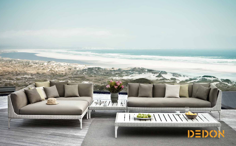 dedon mu outdoor m bel drifte wohnform. Black Bedroom Furniture Sets. Home Design Ideas