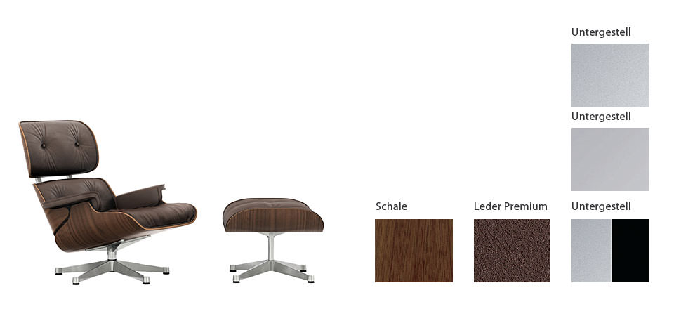 Eames Lounge Chair U0026 Ottoman U2013 Neue Beauty Version