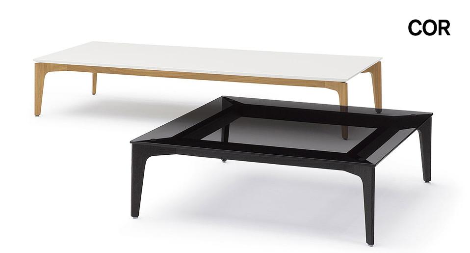 cor elm couchtisch beistelltisch drifte wohnform. Black Bedroom Furniture Sets. Home Design Ideas