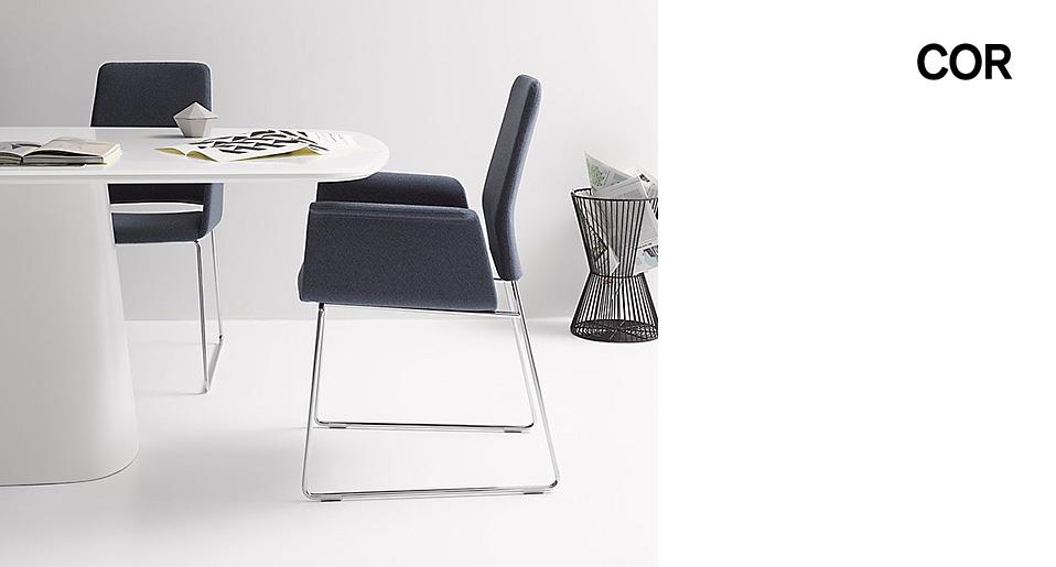 stuhl fino von cor drifte wohnform. Black Bedroom Furniture Sets. Home Design Ideas
