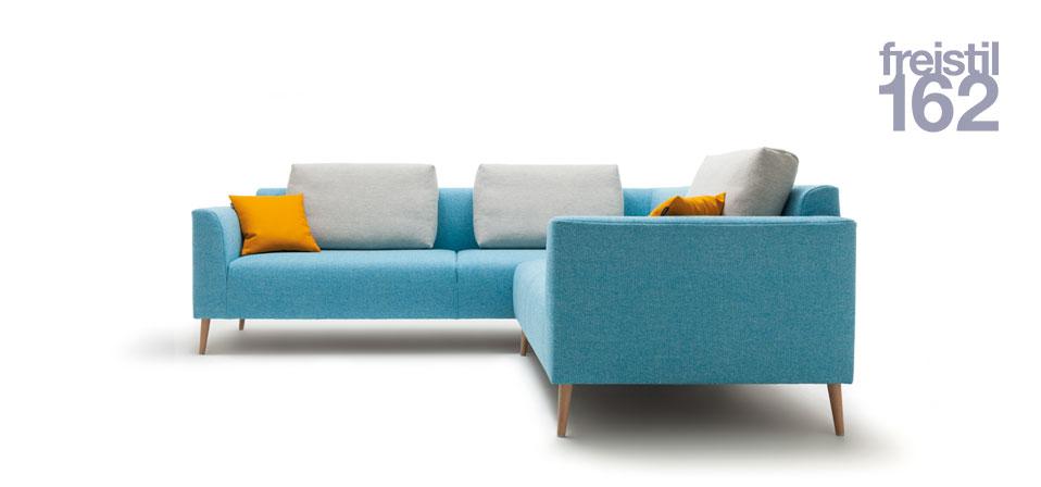 freistil 162 sofa von rolf benz drifte wohnform. Black Bedroom Furniture Sets. Home Design Ideas