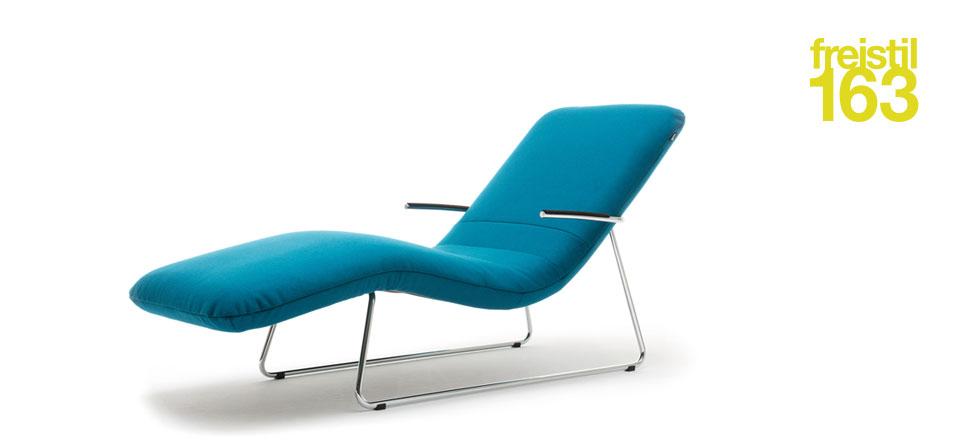 freistil 163 liege von rolf benz drifte wohnform. Black Bedroom Furniture Sets. Home Design Ideas