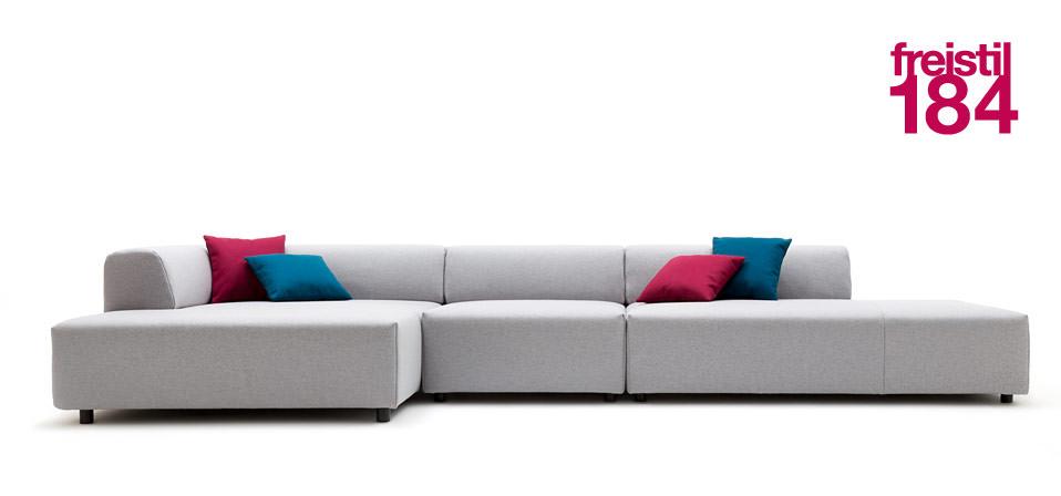 Freistil 184 sofa von rolf benz drifte wohnform for Rolf benz schlafsofa