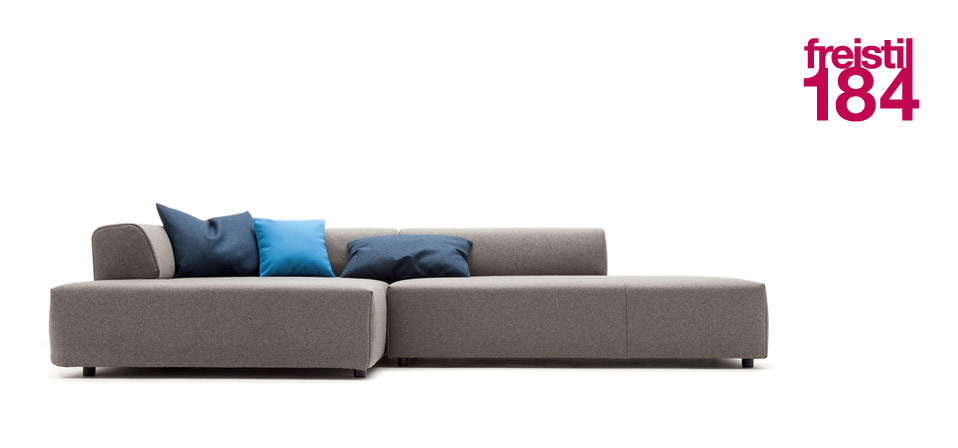 freistil 184 sofa von rolf benz drifte wohnform. Black Bedroom Furniture Sets. Home Design Ideas
