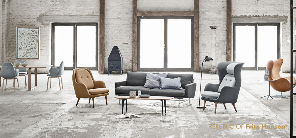 Sessel Ro Von Republic Of Fritz Hansen
