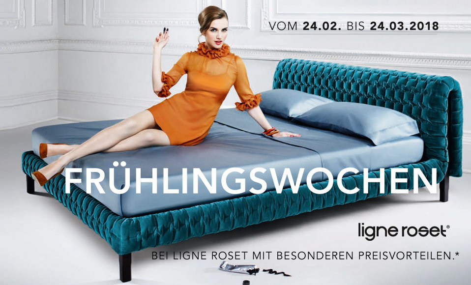 Ligne Roset MULTY, EVERYWHERE Angebote/ Aktion Frühling 2018