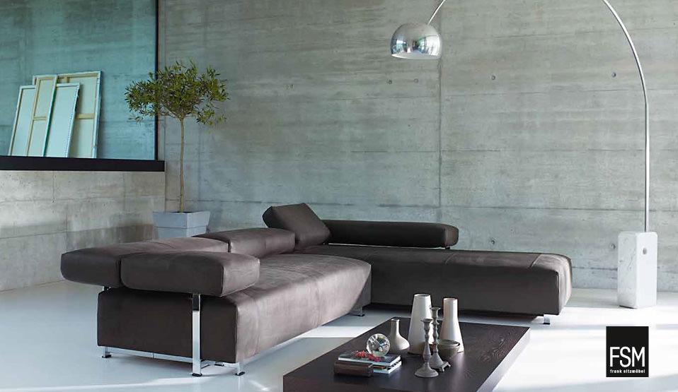 FSM Frank Sitzmöbel, Sofas und Sessel - Drifte Wohnform