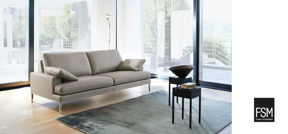 FSM Sofa Sessel Clarus - Drifte Wohnform