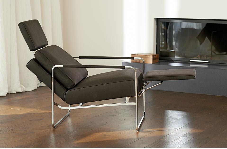 FSM Freischwinger Sessel Gabo - Drifte Wohnform