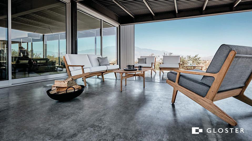gloster gartenm bel drifte wohnform. Black Bedroom Furniture Sets. Home Design Ideas