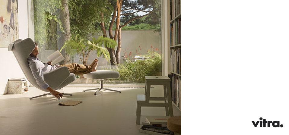 Vitra m bel f r zuhause drifte wohnform for Vitra design sessel