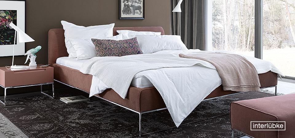interl bke bett mell drifte wohnform. Black Bedroom Furniture Sets. Home Design Ideas
