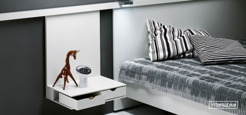 interl bke bett nocto plus drifte wohnform. Black Bedroom Furniture Sets. Home Design Ideas