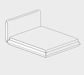 interl bke bett jalis drifte wohnform. Black Bedroom Furniture Sets. Home Design Ideas