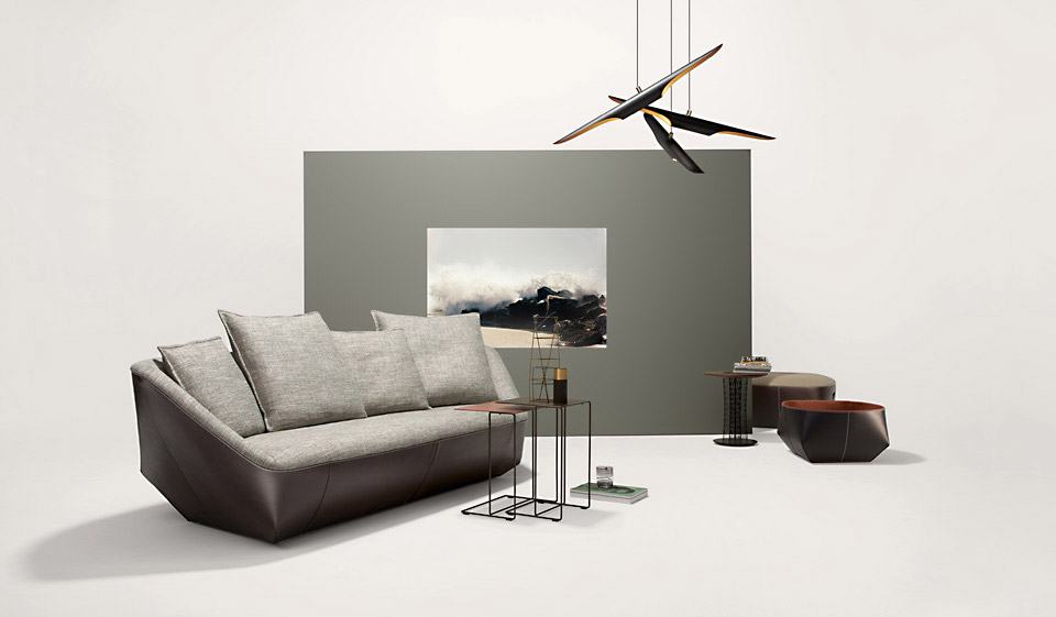 walter knoll sofa isanka drifte wohnform. Black Bedroom Furniture Sets. Home Design Ideas