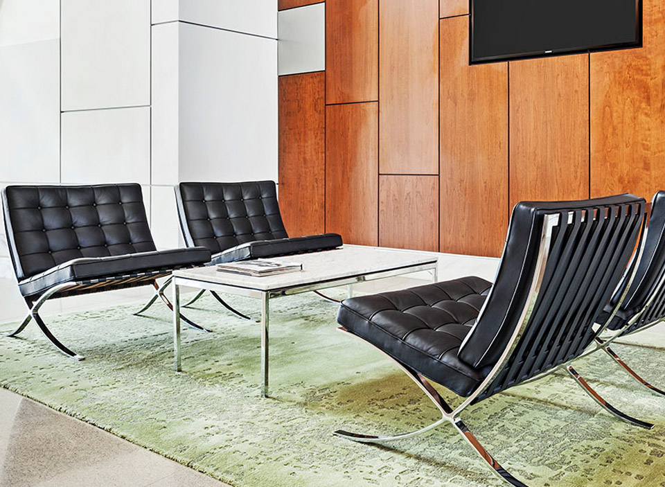 Knoll International  Florence Knoll Couchtisch