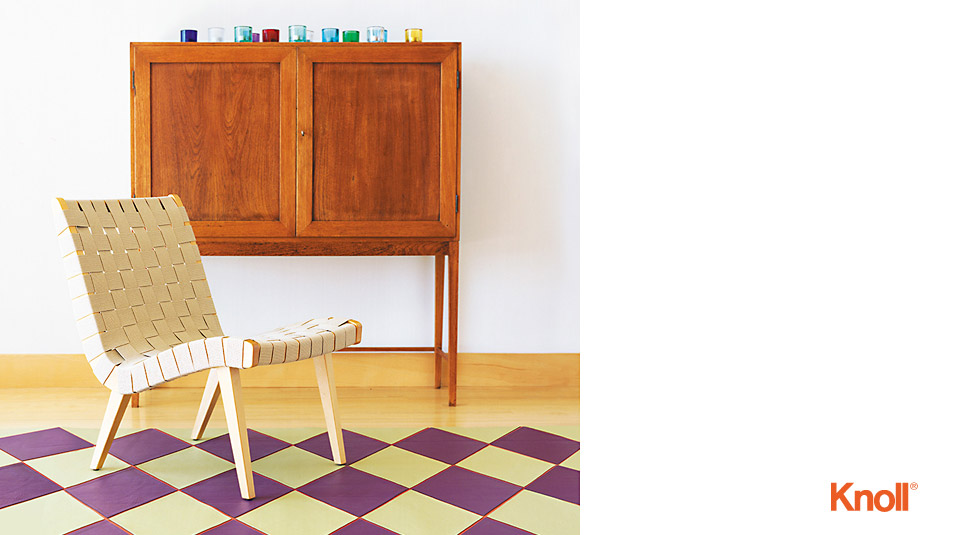 knoll international risom lounge stuhl drifte wohnform. Black Bedroom Furniture Sets. Home Design Ideas