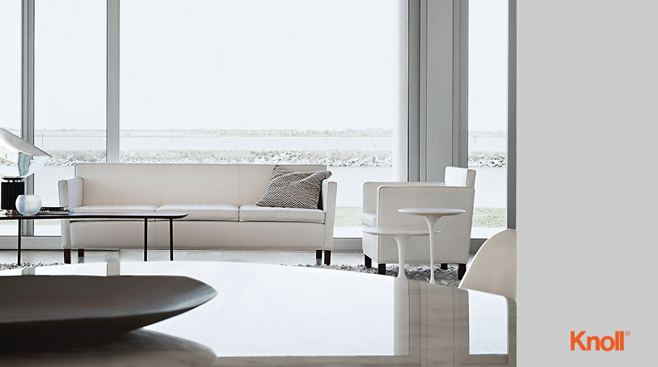 knoll international saarinen tulip beistelltisch drifte wohnform. Black Bedroom Furniture Sets. Home Design Ideas