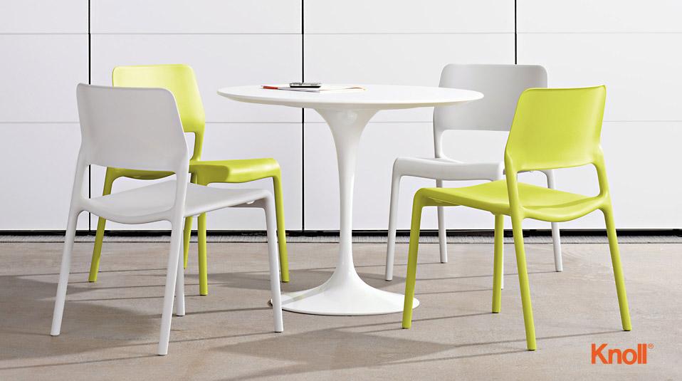 knoll international spark stapelstuhl drifte wohnform. Black Bedroom Furniture Sets. Home Design Ideas