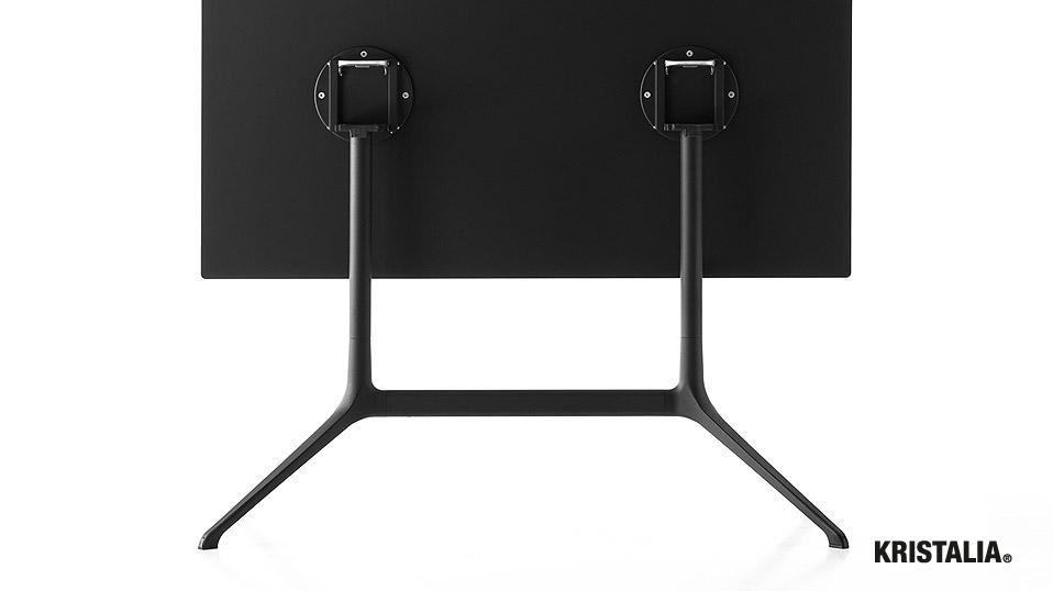 kristalia tisch elephant drifte wohnform. Black Bedroom Furniture Sets. Home Design Ideas