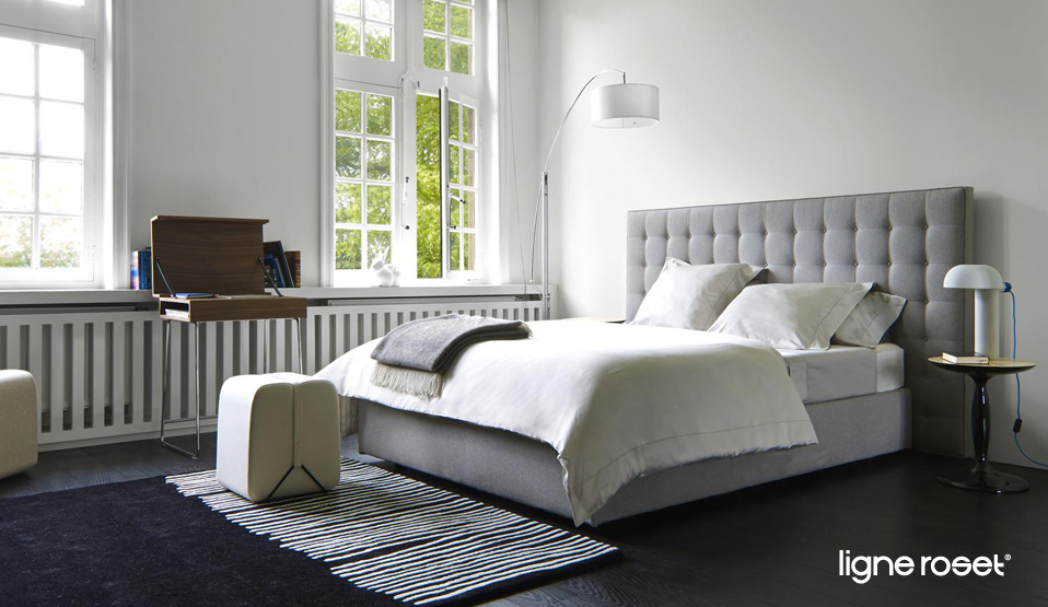 ligne roset nador bett drifte wohnform. Black Bedroom Furniture Sets. Home Design Ideas