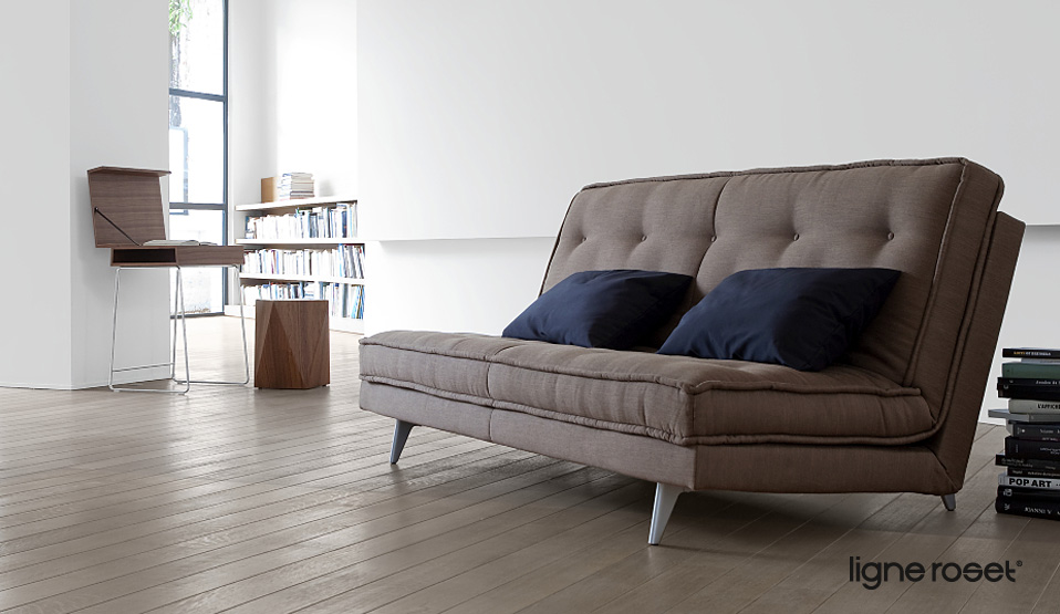 ligne roset schlafsofas drifte wohnform. Black Bedroom Furniture Sets. Home Design Ideas