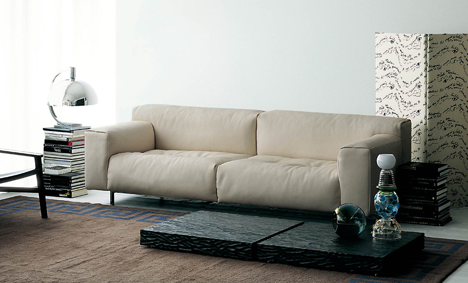 Sofa Softwall von Living Divani