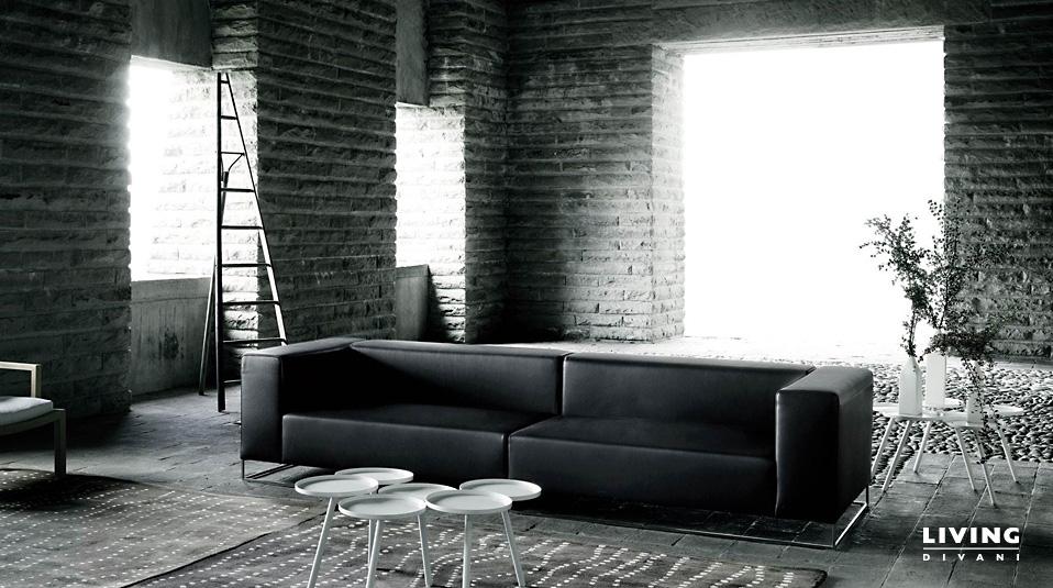 living divani sofa wall 2 drifte wohnform. Black Bedroom Furniture Sets. Home Design Ideas