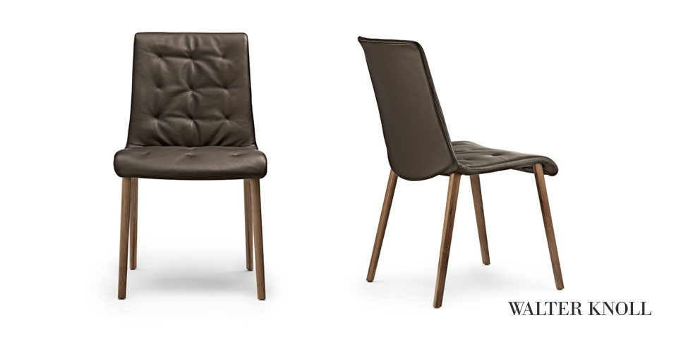 walter knoll stuhl liz wood drifte wohnform. Black Bedroom Furniture Sets. Home Design Ideas