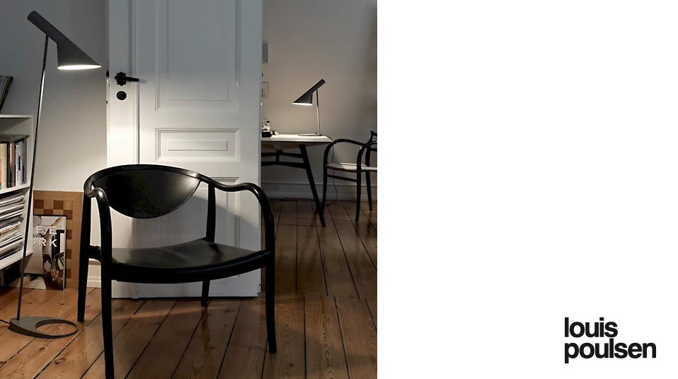 louis poulsen aj stehleuchte drifte wohnform. Black Bedroom Furniture Sets. Home Design Ideas