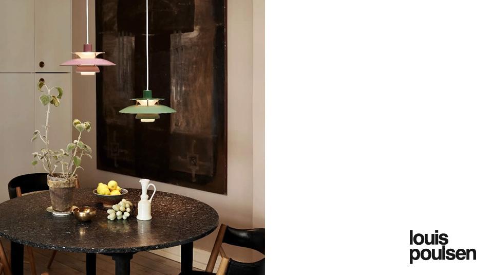 louis poulsen ph 5 mini pendelleuchte drifte wohnform. Black Bedroom Furniture Sets. Home Design Ideas