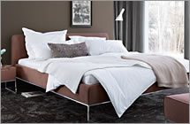 interl bke m bel bett kommode drifte wohnform. Black Bedroom Furniture Sets. Home Design Ideas