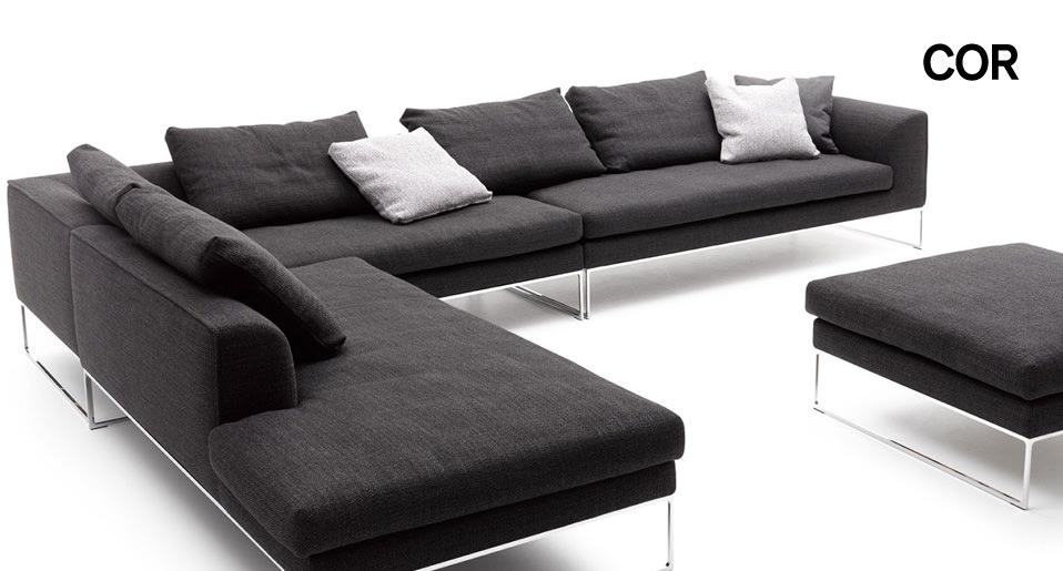 sofa rund interesting das sofa mell lounge hat einen charakter auen kantig innen rund dabei. Black Bedroom Furniture Sets. Home Design Ideas