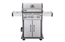 Napoleon Holzkohlegrill Bewertung : Outdoor holzkohlegrill mirage™ m rbcss von napoleon roswitha
