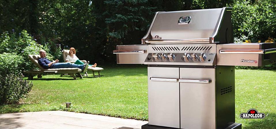 napoleon grill prestige pro 500 drifte wohnform. Black Bedroom Furniture Sets. Home Design Ideas