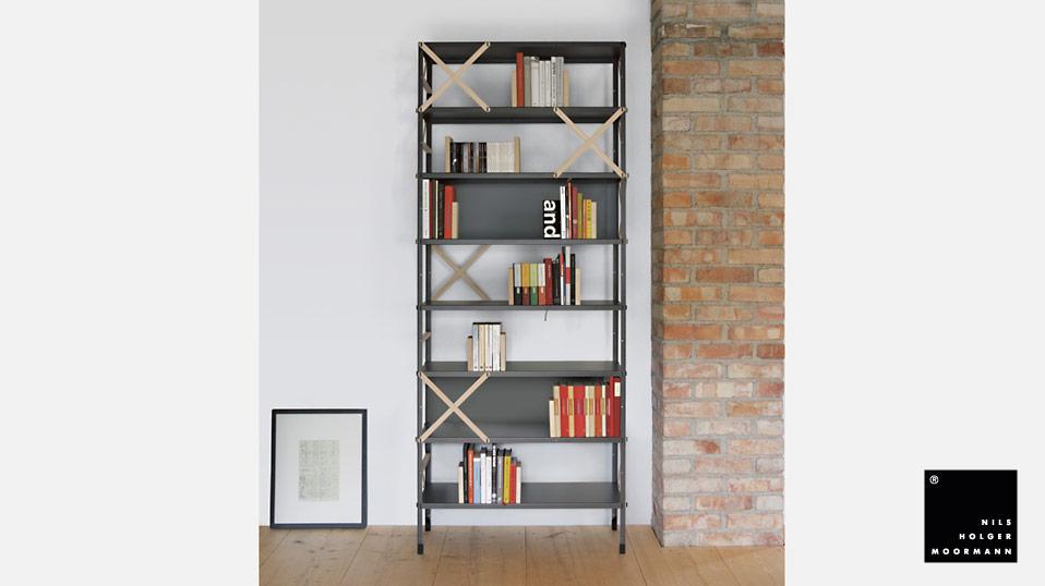 nils holger moormann regal so oder so drifte wohnform. Black Bedroom Furniture Sets. Home Design Ideas