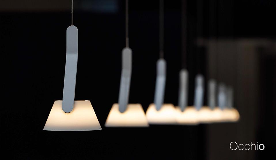 Occhio licht und leuchten drifte wohnform for Licht leuchten