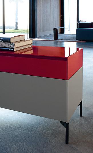 piure nex sideboard drifte wohnform. Black Bedroom Furniture Sets. Home Design Ideas