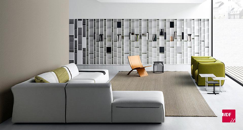 MDF Italia Möbel - Drifte Wohnform
