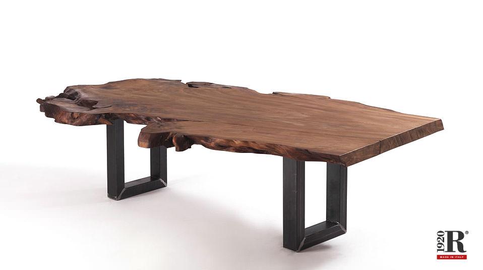 riva 1920 tisch auckland kauriholz drifte wohnform. Black Bedroom Furniture Sets. Home Design Ideas