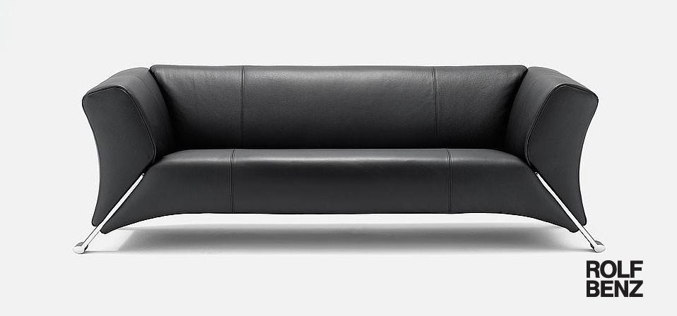 rolf benz sofa 322 drifte wohnform. Black Bedroom Furniture Sets. Home Design Ideas