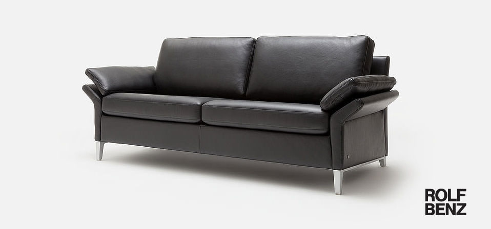 rolf benz sofa 3300 drifte wohnform. Black Bedroom Furniture Sets. Home Design Ideas