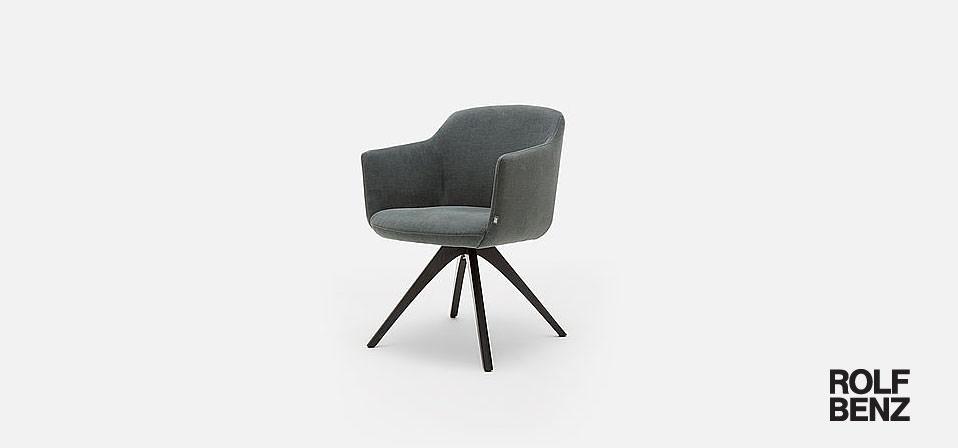 rolf benz stuhl 640 drifte wohnform. Black Bedroom Furniture Sets. Home Design Ideas