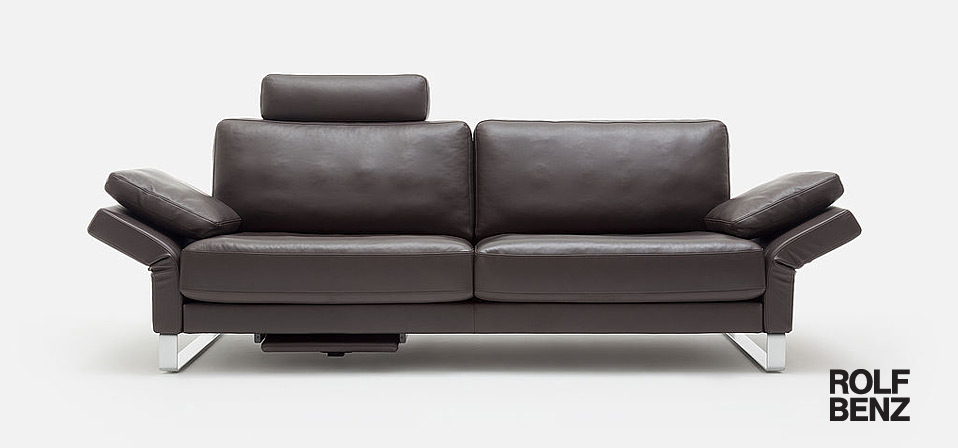 sofa rolf benz ego drifte wohnform. Black Bedroom Furniture Sets. Home Design Ideas