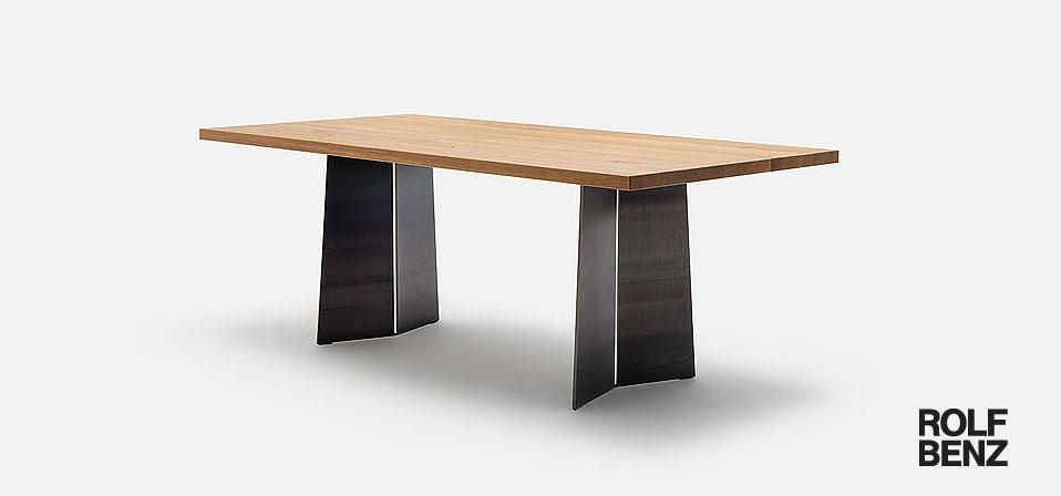 rolf benz esstisch 969 drifte wohnform. Black Bedroom Furniture Sets. Home Design Ideas