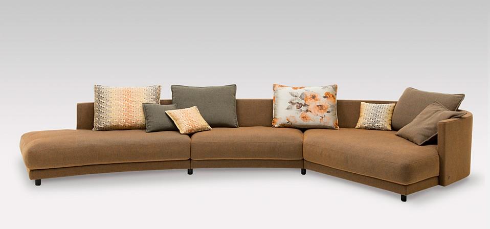 Rolf Benz ONDA Sofa - Drifte Wohnform