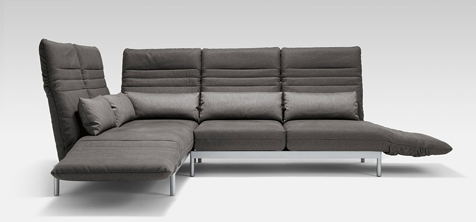 rolf benz plura mehr als ein sofa drifte wohnform. Black Bedroom Furniture Sets. Home Design Ideas